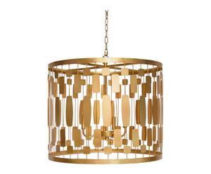 """Lampa wisząca """"Leona Gold"""", Ø 63, wys. 52 cm"""
