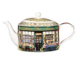 """Kanvička """"Tea Rooms"""""""