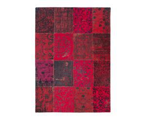 "Koberec ""Vintage Red"""