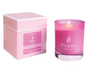 "Vonná sviečka ""Innocence Pink"", ø 8, výš. 9 cm"