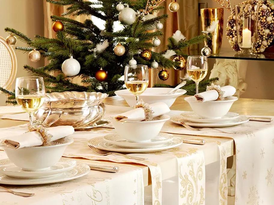 Dopracuj stół na Święta