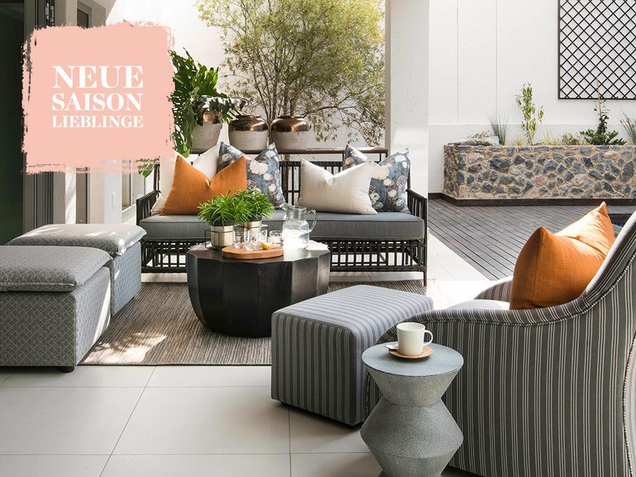 Möbel-Design für Outdoor