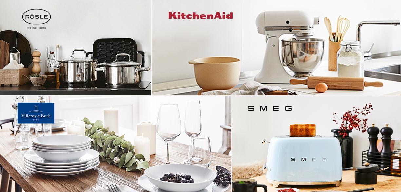 Topowe marki w Twojej kuchni