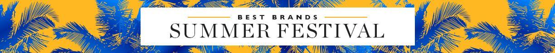 Summer Festival | Best Brands