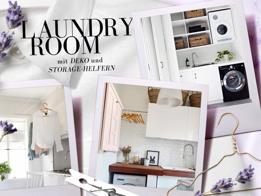 American Laundry Room