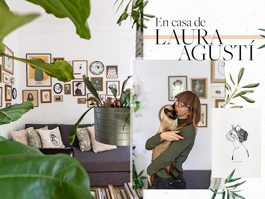 En casa de @lalauri