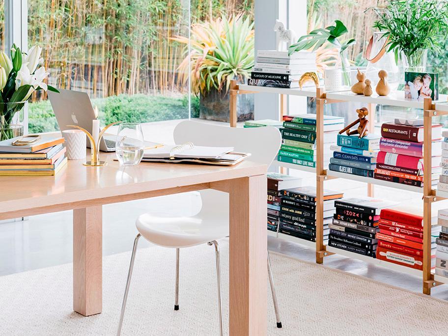Office mit Atelier-Flair
