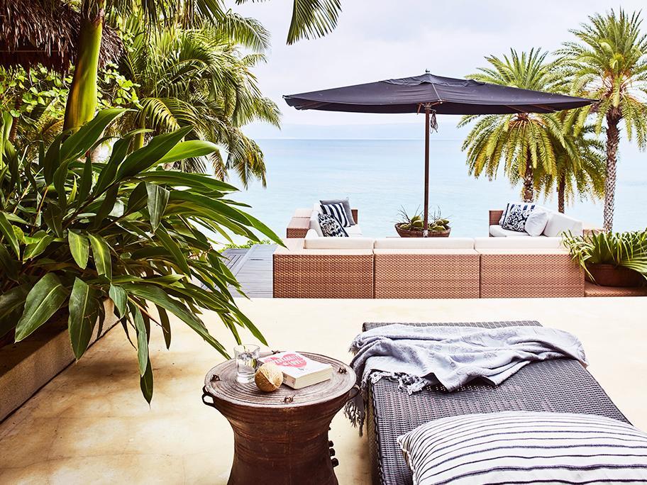 Luxury Surf Resort