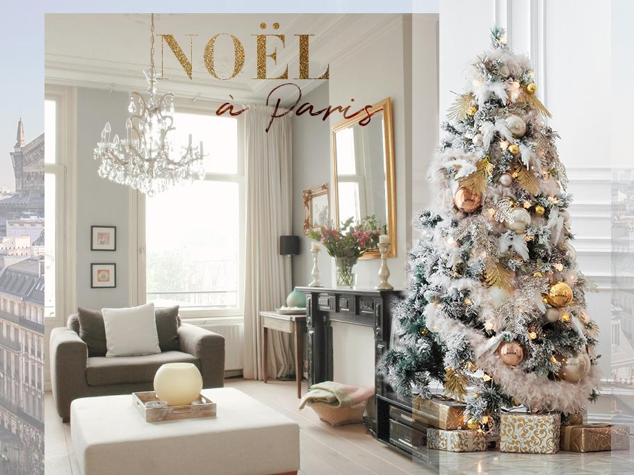 Un Noël très parisien