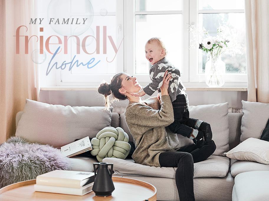 Unser Familien-Zuhause