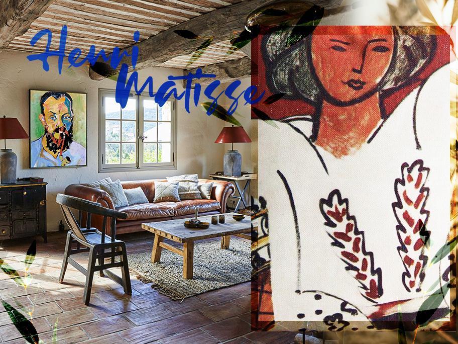 Dans l'univers de Matisse