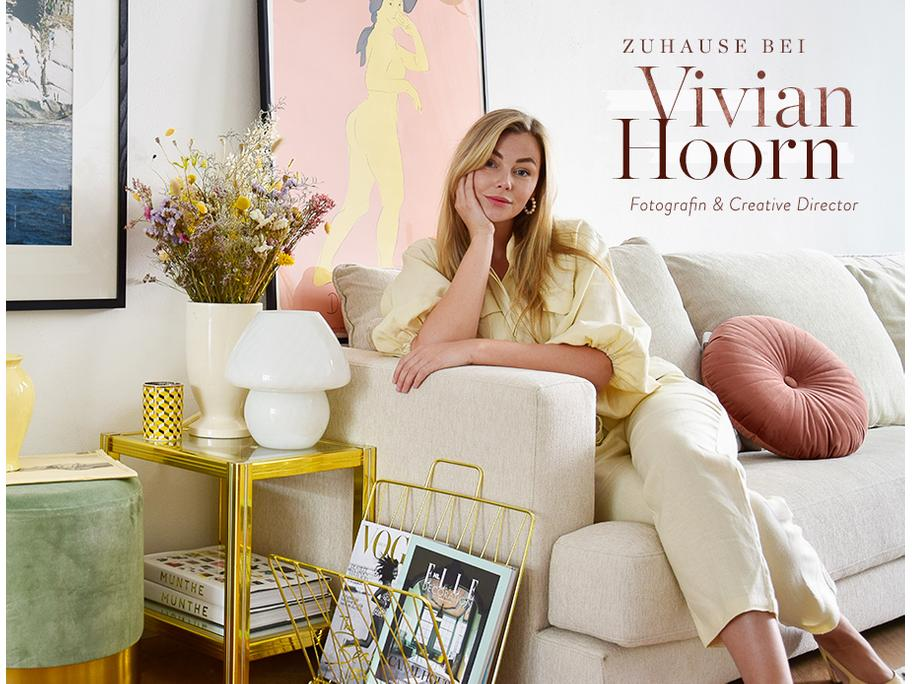 Zu Besuch bei Vivian Hoorn