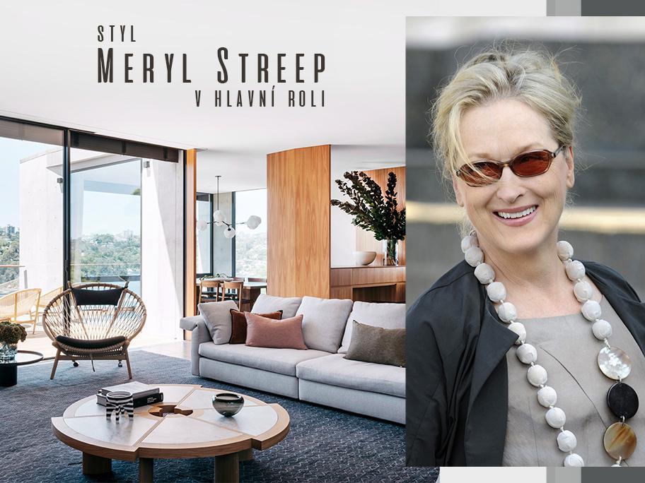 Obdivujeme styl Meryl Streep