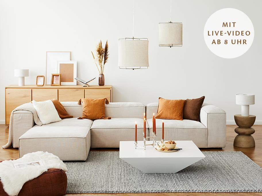 LENNON: ganz grosse Sofa-Liebe