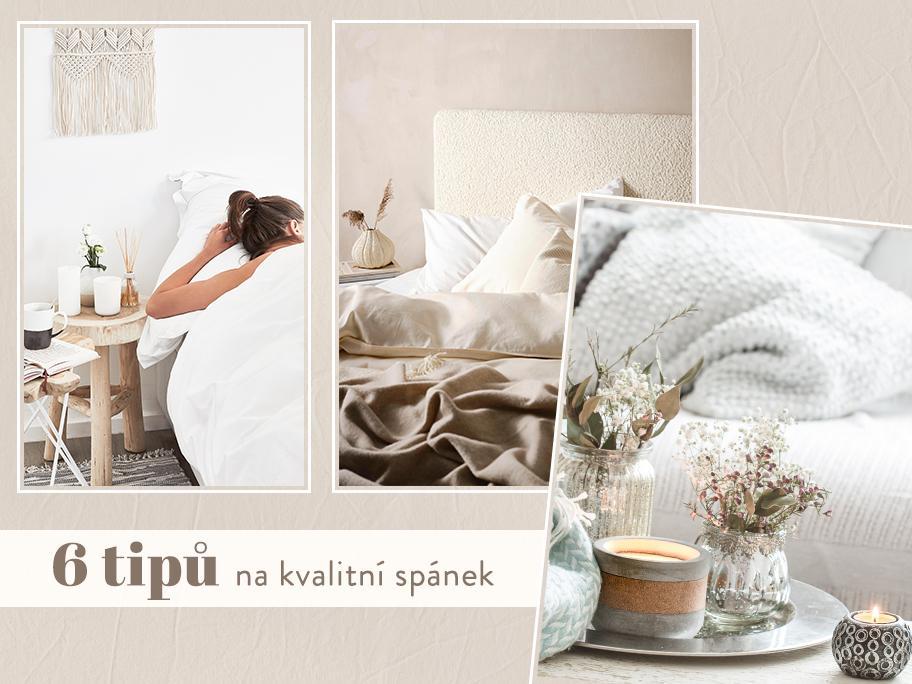 Recept na kvalitní spánek