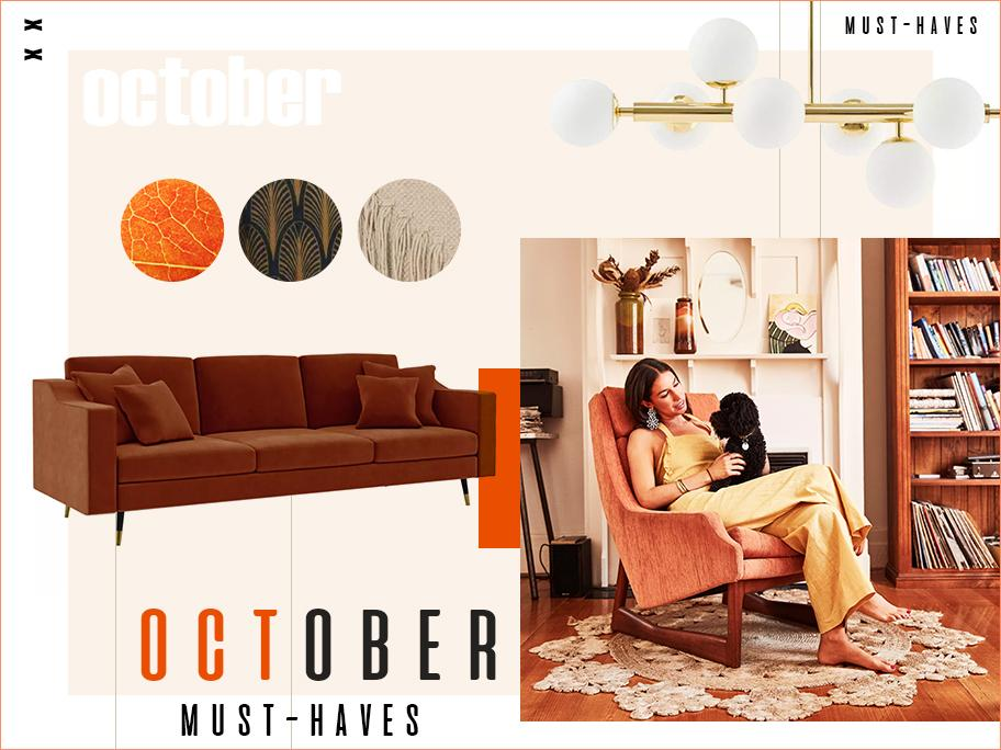 MUST-HAVES na październik