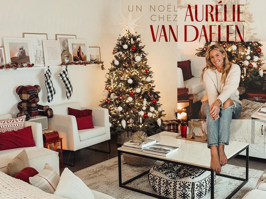 Noël chez Aurélie Van Daelen