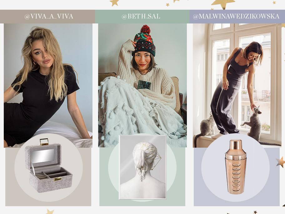 Darčeky v štýle trendsetteriek