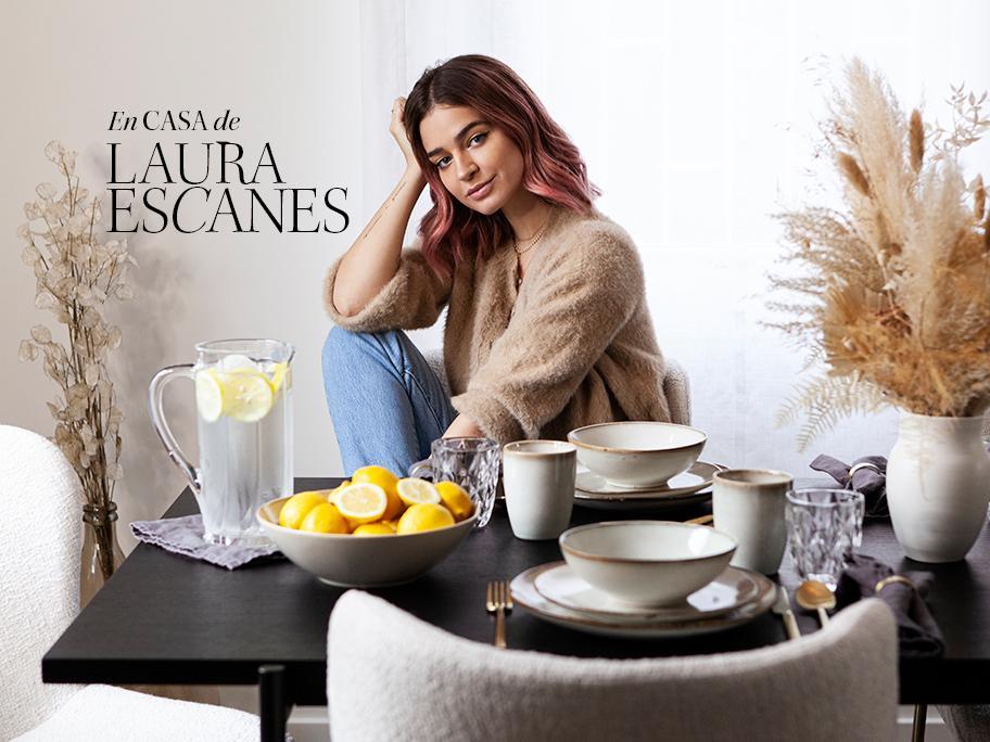En casa de Laura Escanes
