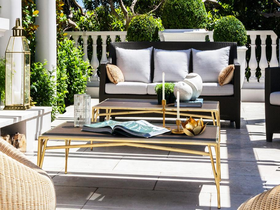 Trend Outdoor 2021: Glam