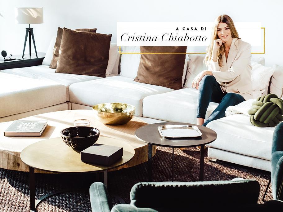 A Casa di Cristina Chiabotto