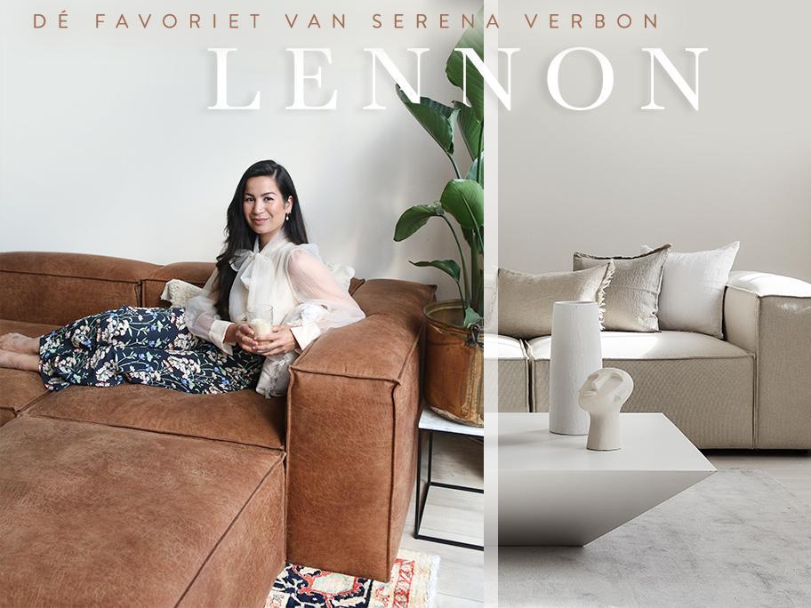 Serena tipt: loungebank Lennon