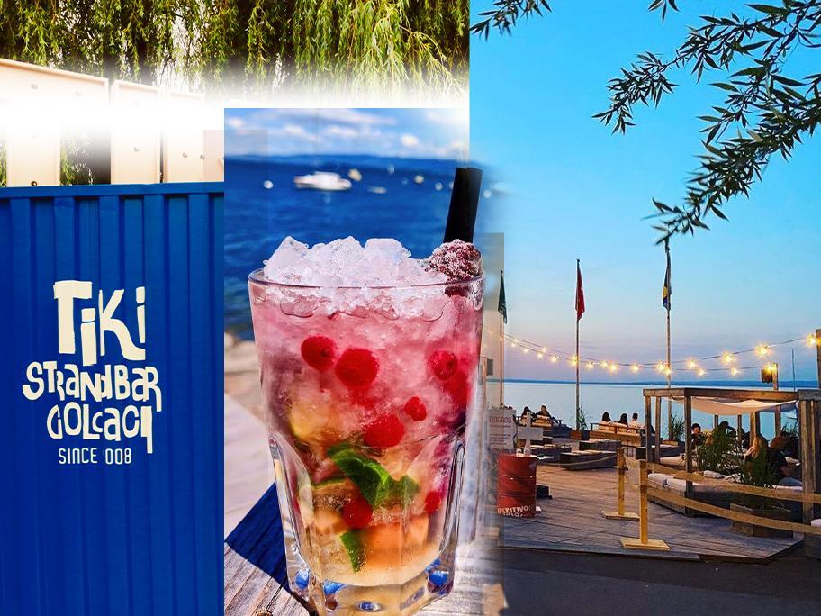Tiki Strandbar in Goldach