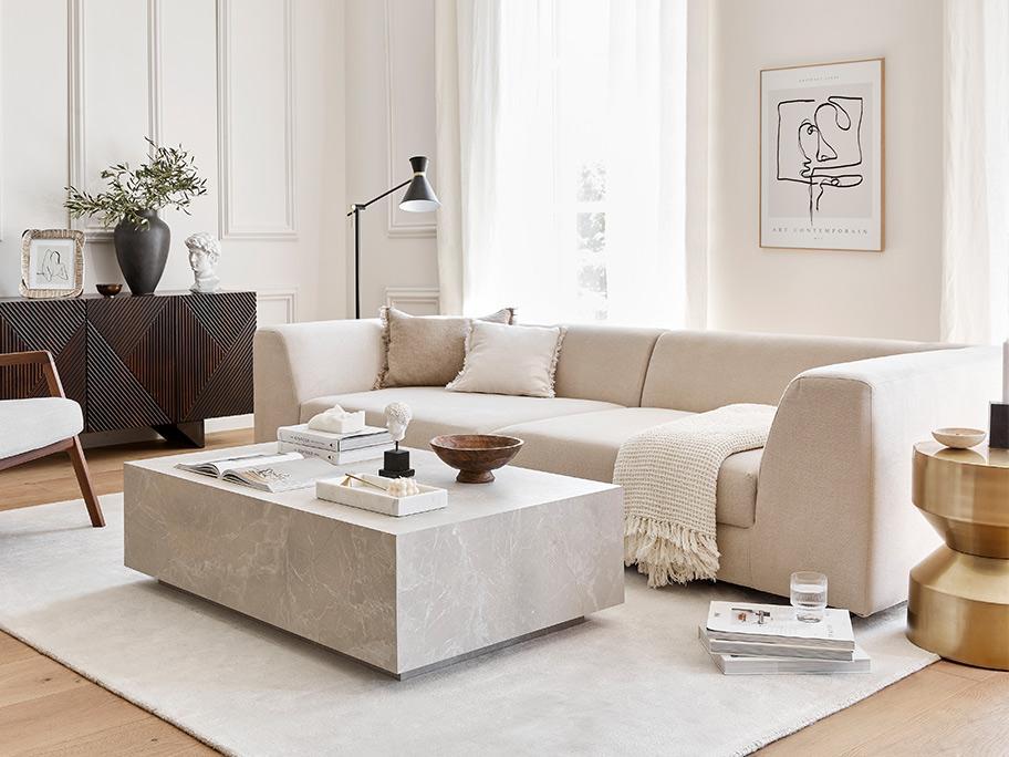Home Sanctuary + Soft Glam =…