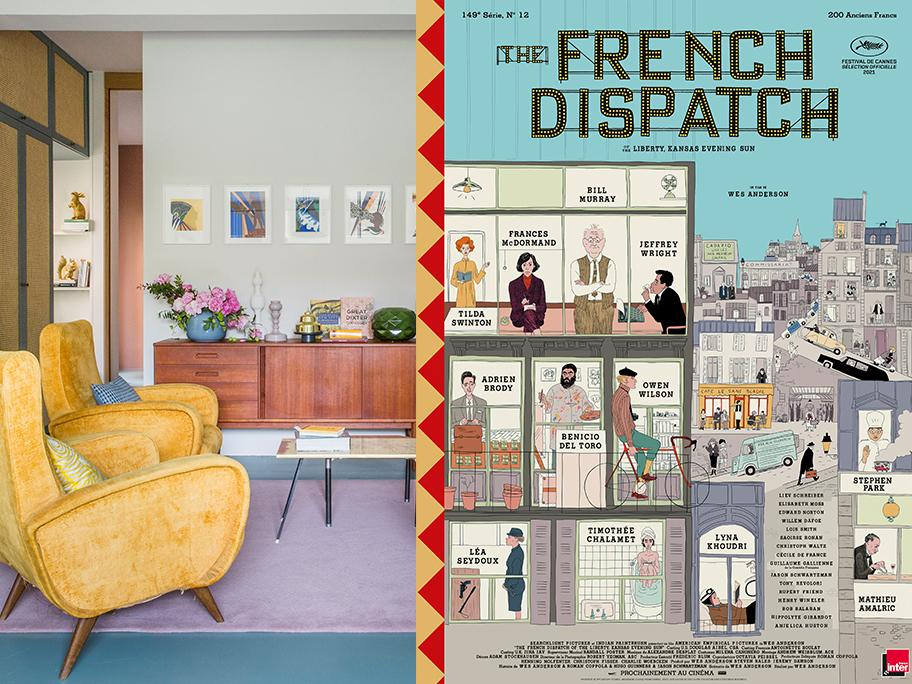 The French Dispatch - Le film