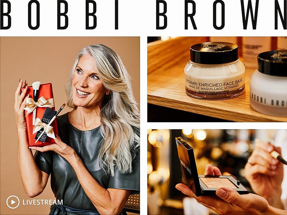 NEU: BOBBI BROWN