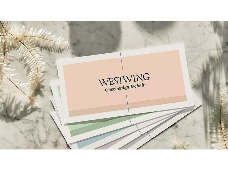 Westwing Geschenkgutschein