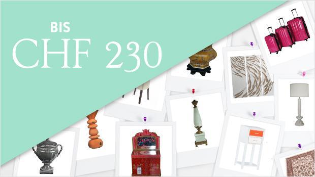 Alle Produkte bis CHF 230