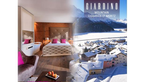 Giardino Mountain - St. Moritz