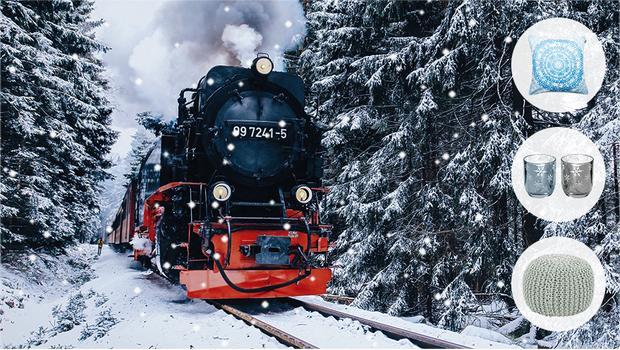 Der Nordpol-Express
