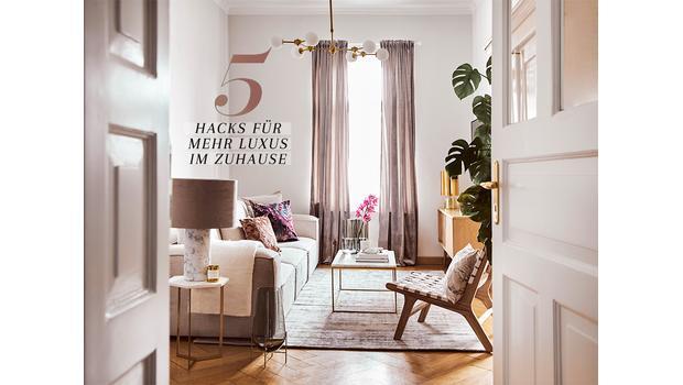 5 Steps für ein Luxus-Upgrade
