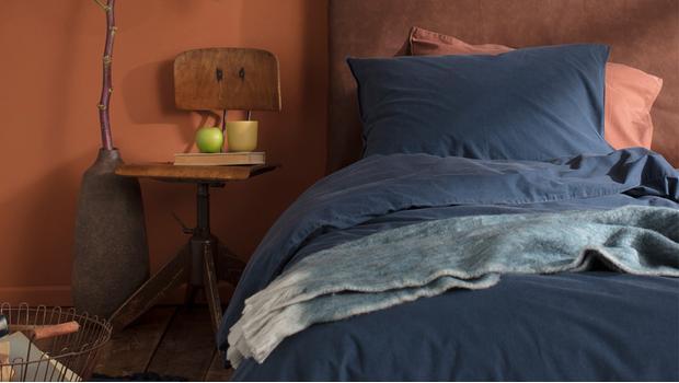 Neue Farben fürs Bett