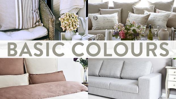 Basic Colours