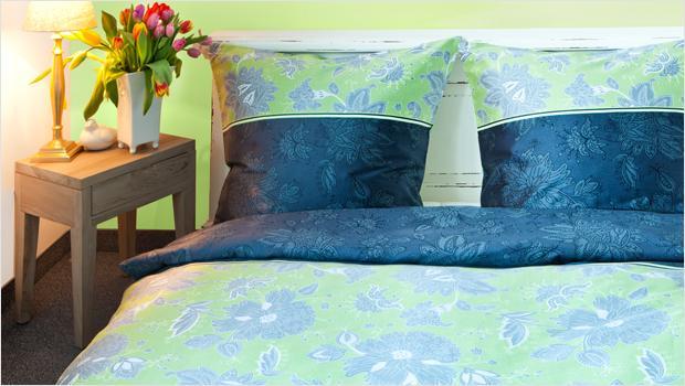 Bettwäsche für Ausgeschlafene