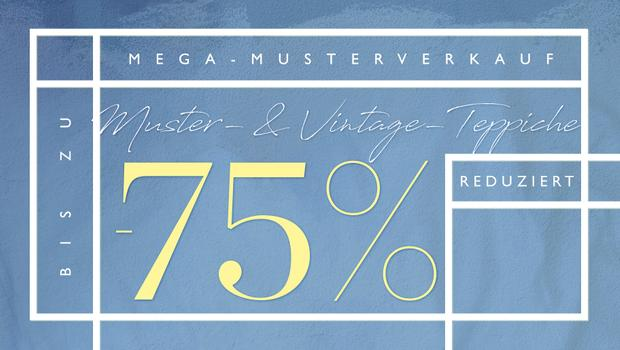 Muster- & Vintage-Teppiche
