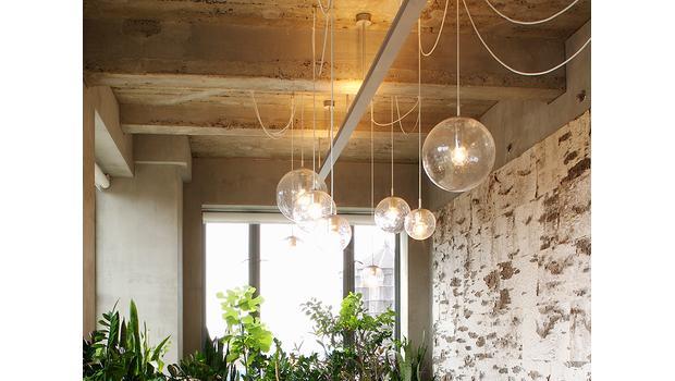 Blickfang: Glas-Leuchten