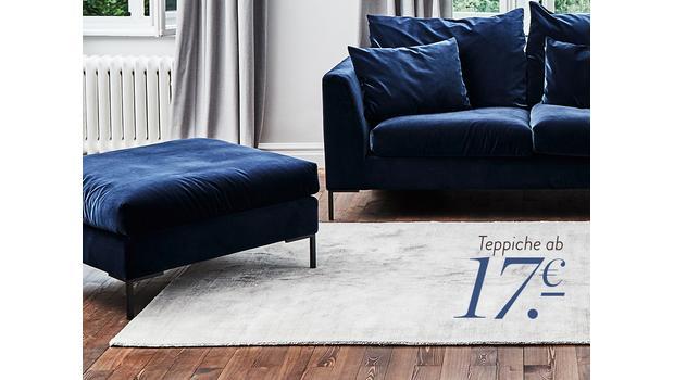 Moderne Teppiche & Fussmatten