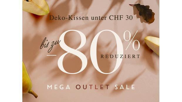 Deko-Kissen unter CHF 30