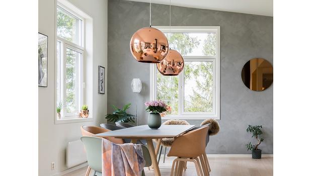 Moderne Design-Leuchten