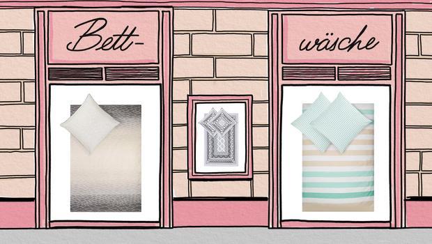 Der Bettwäsche-Shop