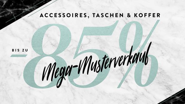 Accessoires, Taschen & Koffer