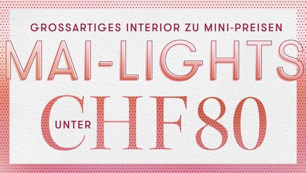 Interior-Updates unter CHF 80
