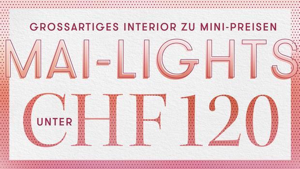 Interior-Updates unter CHF 120