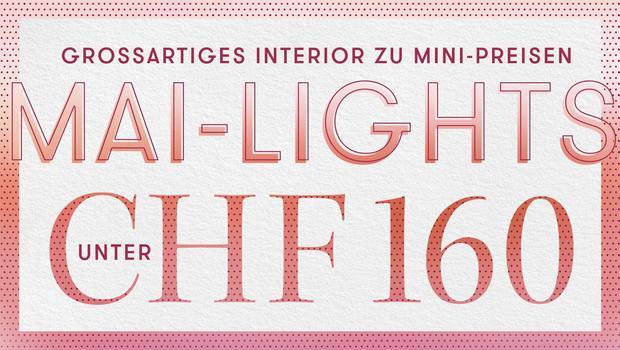 Interior-Updates unter CHF 160