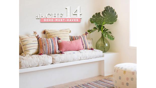 Boho-Textiles ab CHF 14