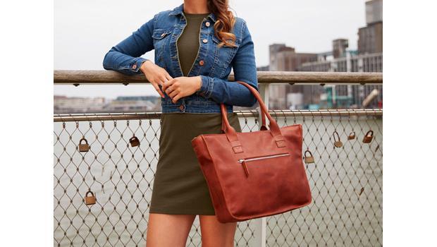 Leder-Bags für jede Lebenslage